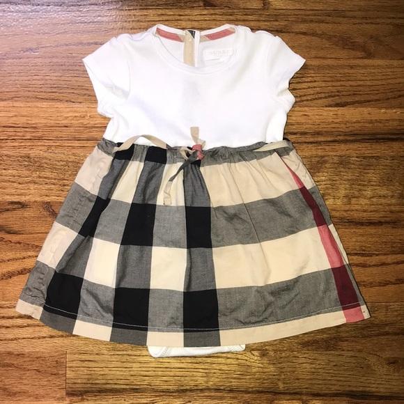 f49b8f878eb8 Burberry Dresses | Children Baby Girl Dress | Poshmark
